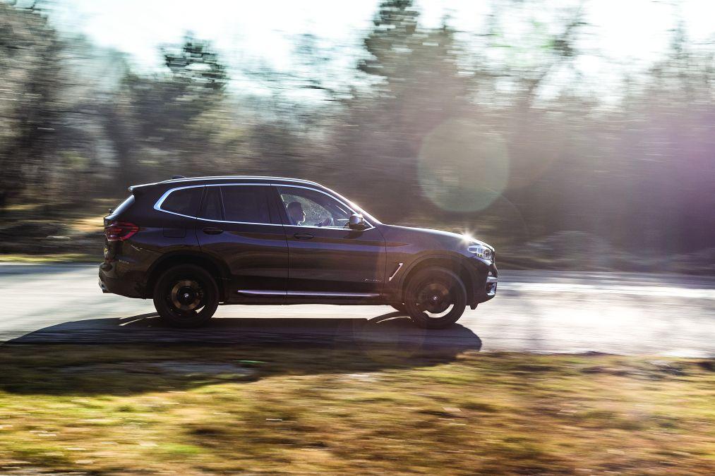 BMW X3 xDrive 20d (9)