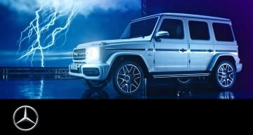 Mercedes-AMG G 63 2018 – Flash of Lightning