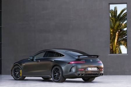 Mercedes-AMG GT 4-Door Coupé (37)