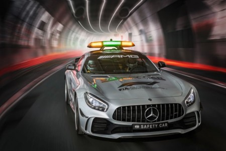 Mercedes-AMG GT R Formula 1 Safety Car (7)