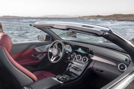 Mercedes-Benz C-Class Coupé and Cabriolet (14)