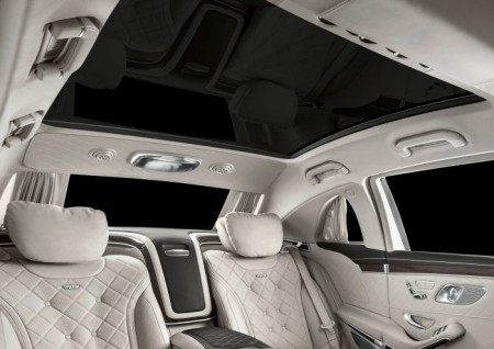 Mercedes-Maybach Pullman (5)
