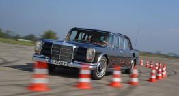 Mercedes-Benz 600 Pullman Landaulet TEST: Only for plutocrats