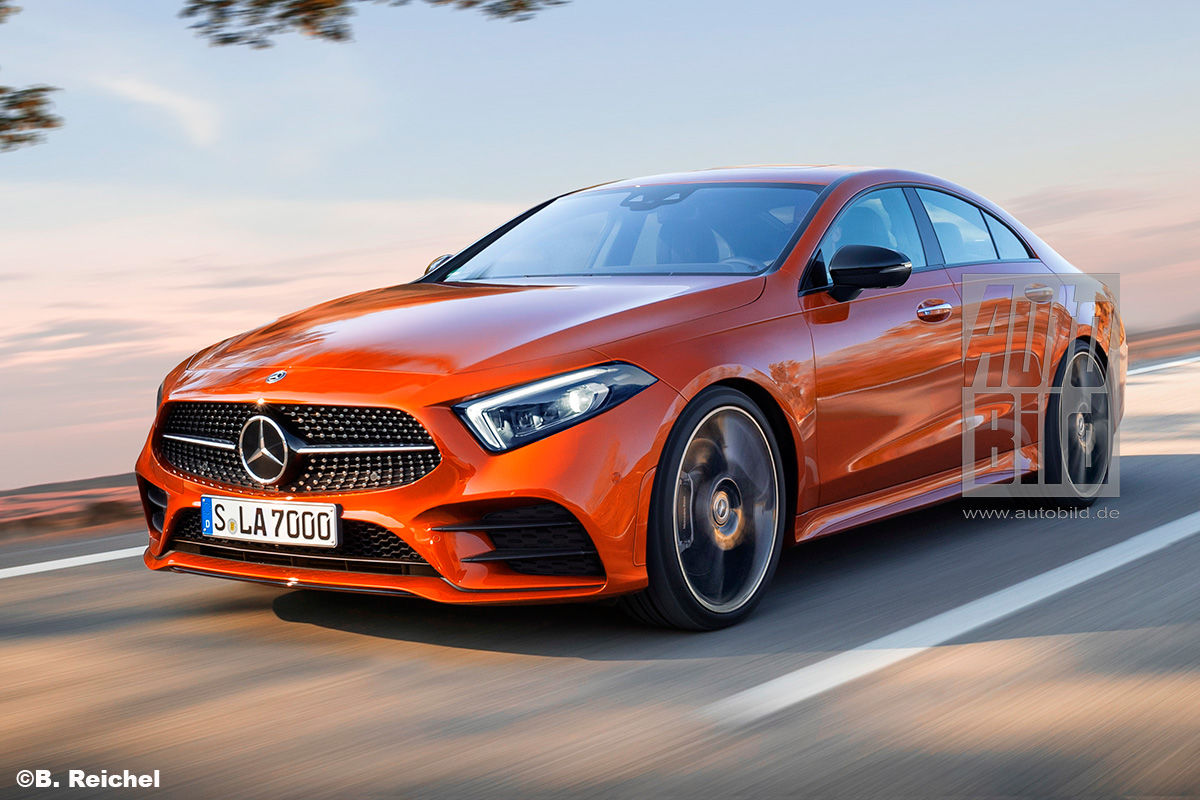 Mercedes Gls Coupe >> 2019 Mercedes CLA II: Everything about the new compact four door coupe - MercedesBlog