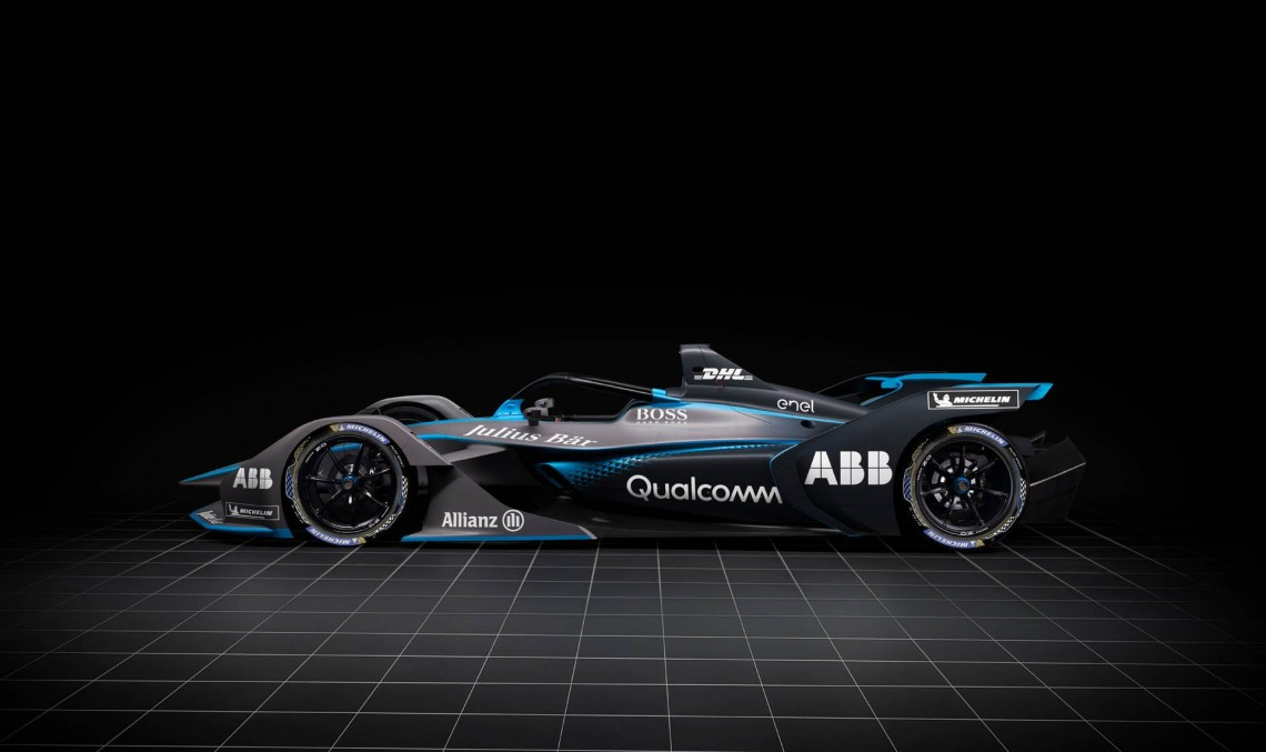 Mercedes will race under the EQ brand in Formula E