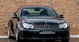 Mercedes CLK DTM AMG for sale at 275,000 pounds