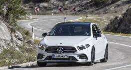 Mercedes-Benz A-Class – First test drive