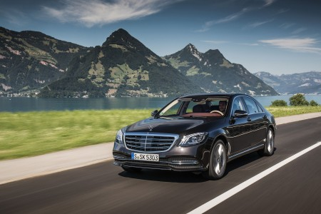 Mercedes-Benz S-Class Mercedes-EQ S