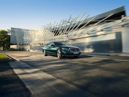 New Mercedes-Benz C-Class (1)