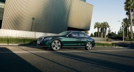 New Mercedes-Benz C-Class goes on sale in Europe