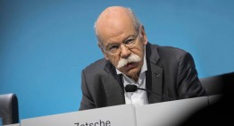 Dieter Zetsche defends diesel Mercedes: Our customers still confident