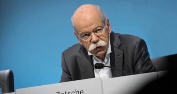 Dieter Zetsche defends diesel Mercedes: Our customers still confident