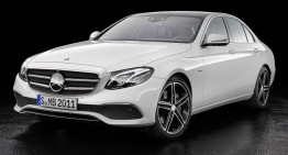 From CLS to E 350 d: New six cylinder diesel engine for Mercedes E-Class