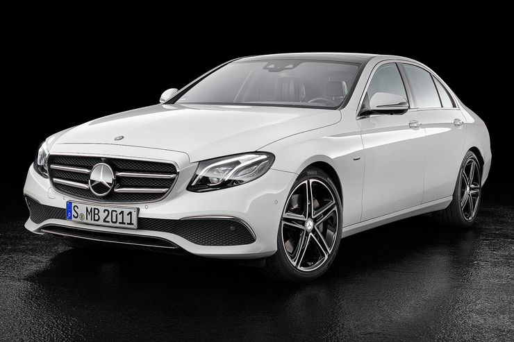 Mercedes E Class Gets New Engines And Minor Updates For 2019