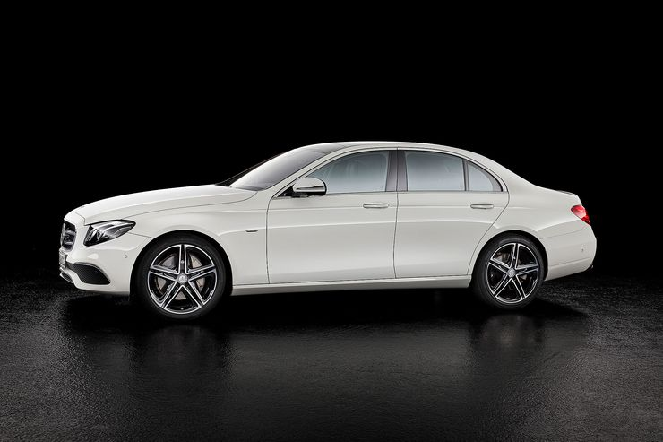 Mercedes E-Class gets new engines and minor updates for 2019 model year