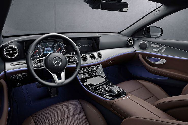 Mercedes E Class Gets New Engines And Minor Updates For 2019 Model