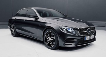 Mercedes-Benz E 450 gets engine update, E 43 becomes E 53