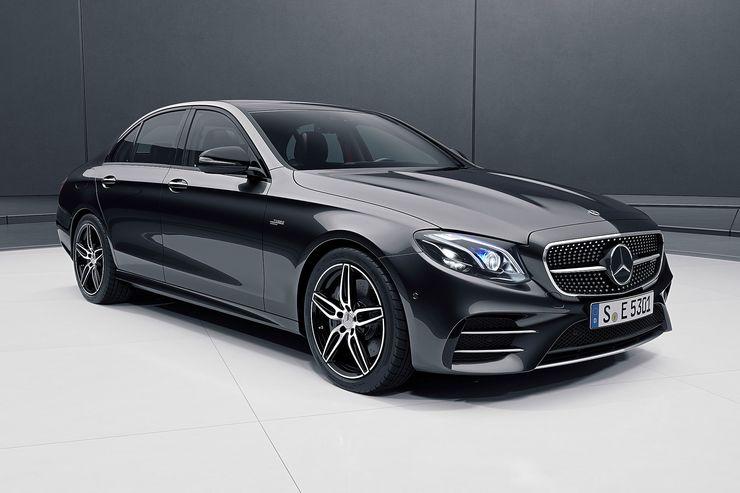Mercedes-Benz E 450 gets engine update, E 43 becomes E 53