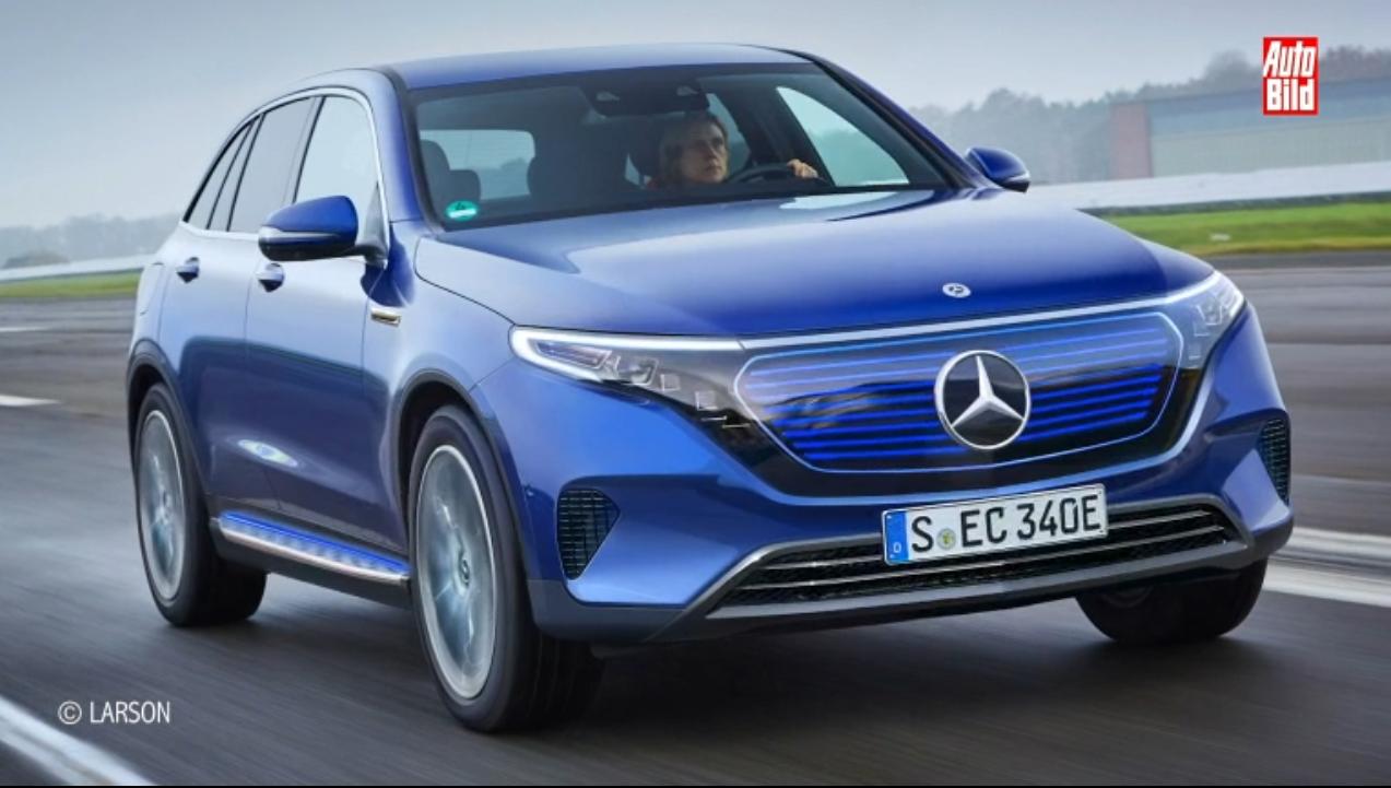 Mercedes EQ E: EQ GLE based SUV coming in 4 - MercedesBlog