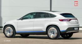 Mercedes EQ E: EQ GLE based SUV coming in 2022