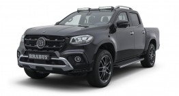Upgraded – The Mercedes-Benz X-Class gets the Brabus treatment