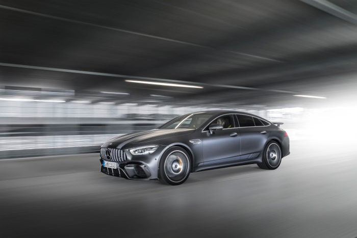 Mercedes-AMG GT 63 S 4MATIC+ Edition 1 – The high-class, high-performance limited edition