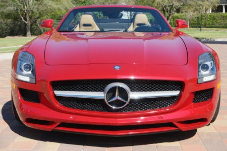 Mercedes SLS AMG auction (20)
