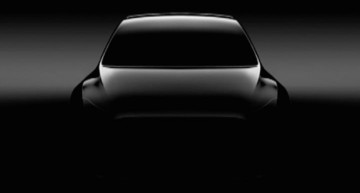 Truth or dare? The Mercedes-EQ C rival, Tesla Model Y, will be revealed on March 15th, 2019