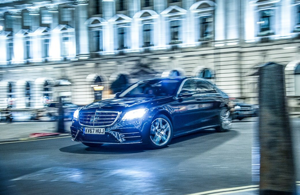 Mercedes S-Class, first among the ten most comfortable cars (Consumer Reports)