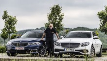 test Mercedes E 350 e vs BMW 530e (11)