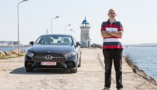 test drive Mercedes CLS 400 d 4Matic (14)
