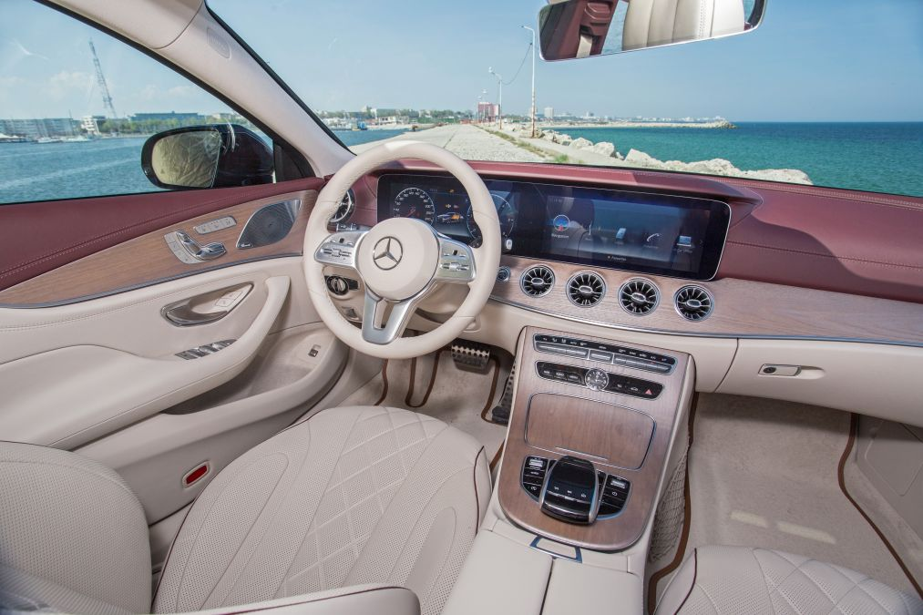 test drive Mercedes CLS 400 d 4Matic (27)