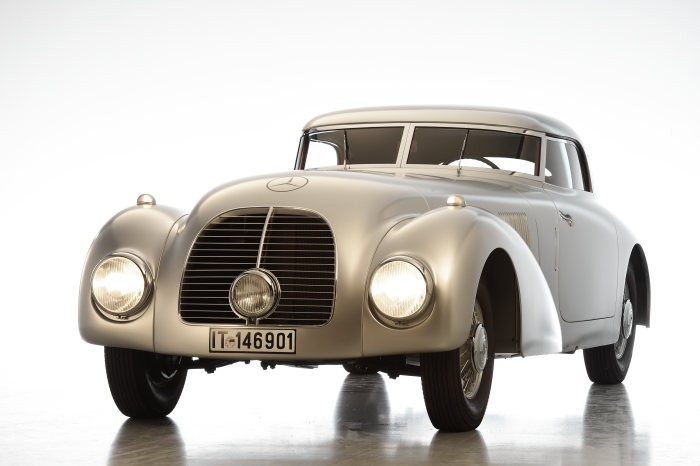 25 Years of the Mercedes-Benz Classic Center