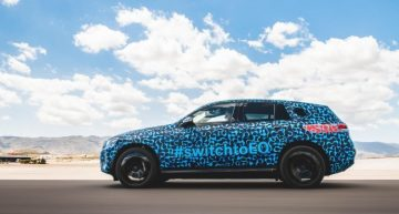 MBUX for EQC – This is how the interior of the electric crossover will look like