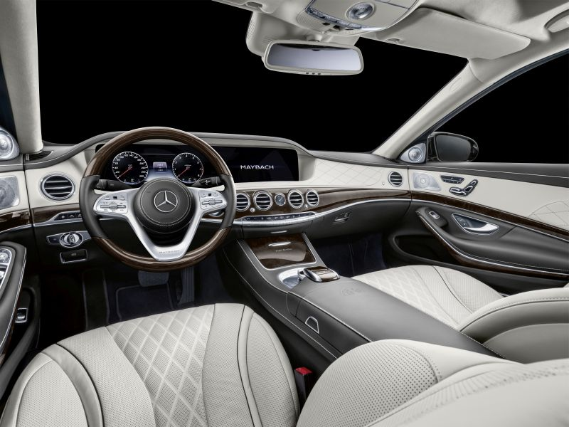 Mercedes-Maybach S 650 Pullman 3