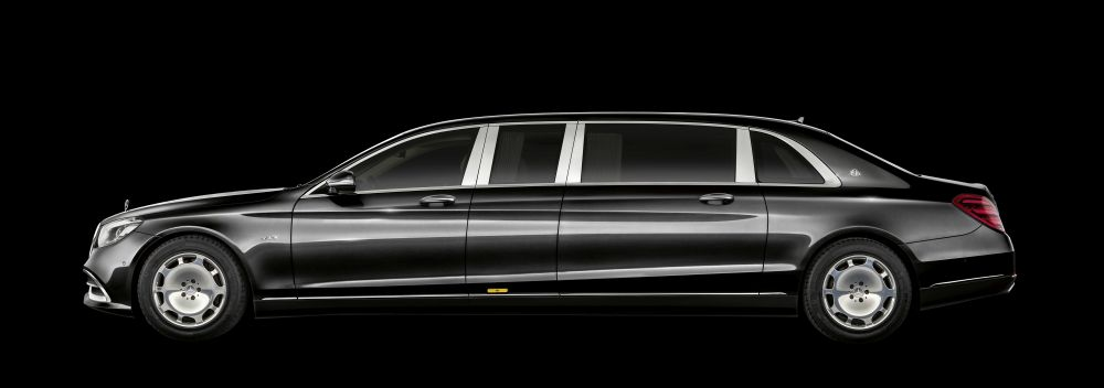 Mercedes-Maybach S 650 Pullman 2