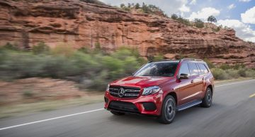 The Mercedes-Benz subscription service starts in the US for $1,095 per month
