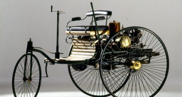 The first Mercedes-Benz is for sale! Well, a replica of it…
