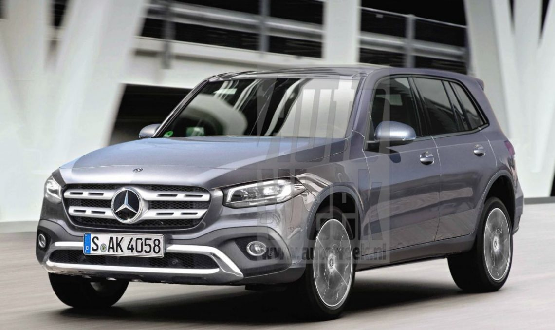 2020 Mercedes GLB: Discover the new seven seats compact SUV
