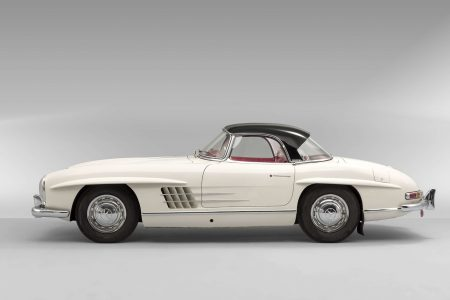 1963 Mercedes-Benz 300SL Roadster (4)