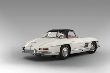 1963 Mercedes-Benz 300SL Roadster (7)