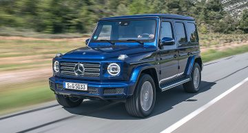 2019 Mercedes G 500 TEST: How good is the new 442 hp off-road icon