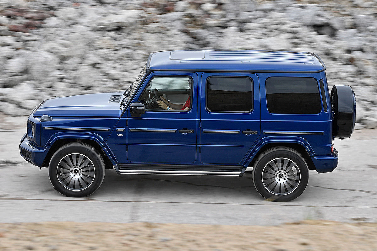 2019 Mercedes G 500 Test How Good Is The New 442 Hp Off Road Icon Mercedesblog