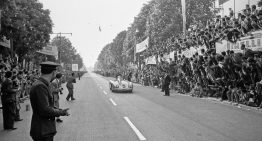 Silver Jubilee of the Silver Arrows at the Goodwood Festival of Speed