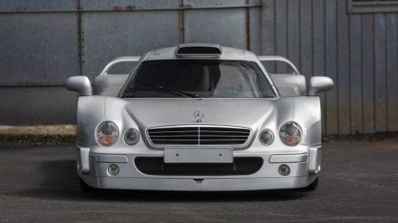 Mercedes-Benz AMG CLK GTR (3)