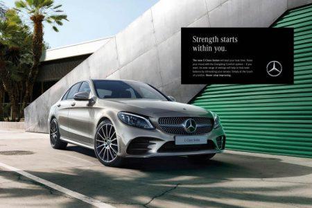 Mercedes-Benz C-Class campaign (3)