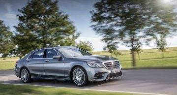 Mercedes-Benz posts new sales record for the first half of 2018