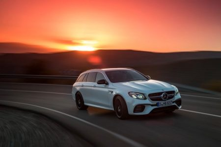 Mercedes-Benz record sales