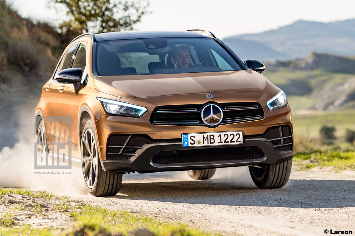 Mercedes Small Car A City A New Baby Benz Could Be Launched In 2022 Mercedesblog