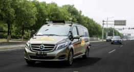 Autonomous Mercedes on public roads: Daimler allowed to test in Beijing